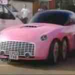 Video Of The Day A Ford Replaces Lady Penelope S Pink Rolls