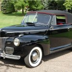 1941 Ford Super Deluxe Club