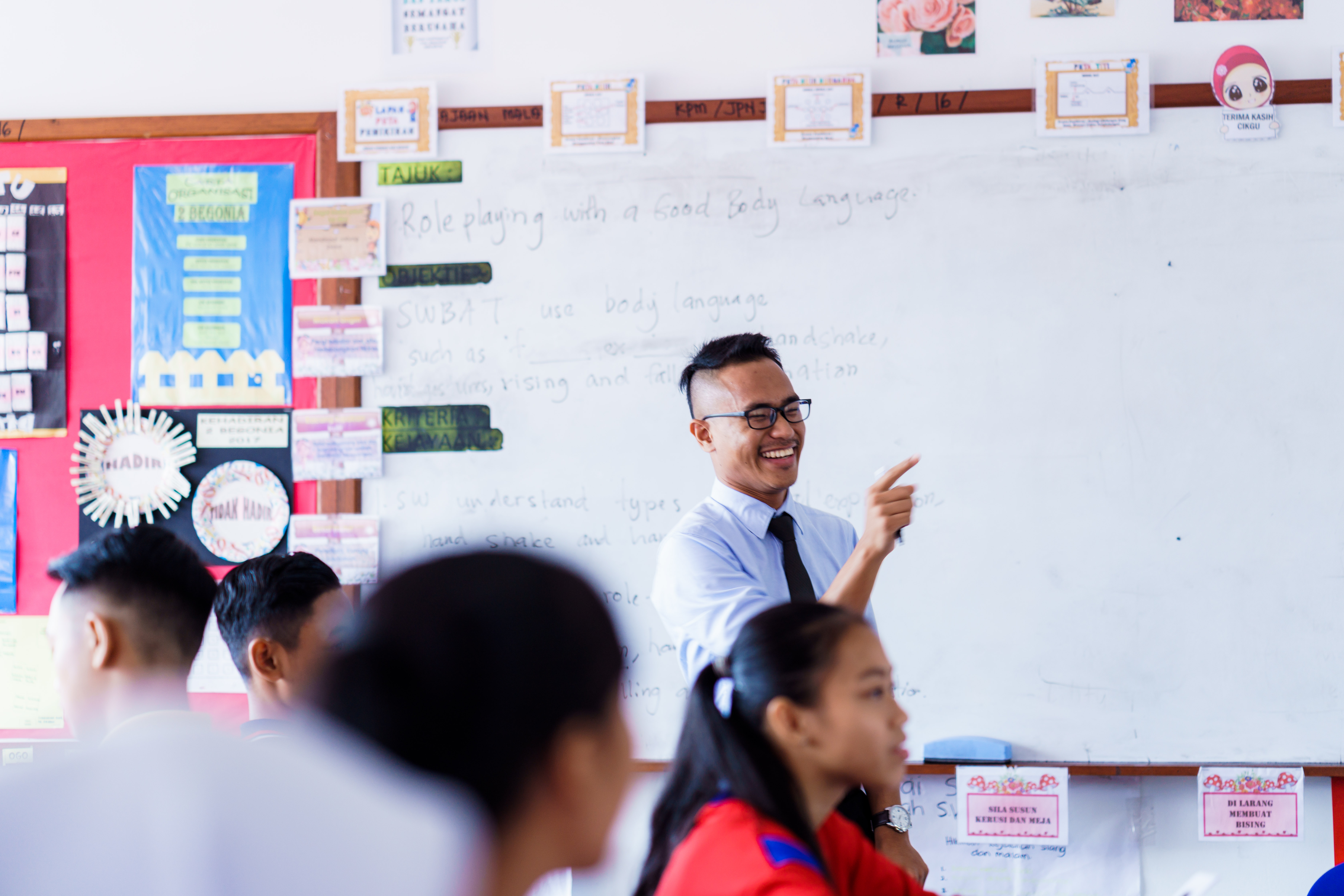 Shocking The Education System Teach For Malaysia Shares Hope Of Ending Education Inequity Epic Journal