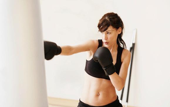упражнение №19 Бокс