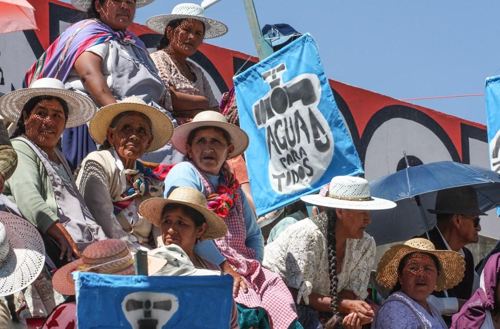 Water Wars – 10 Year Anniversary – Cochabamba, Bolivia