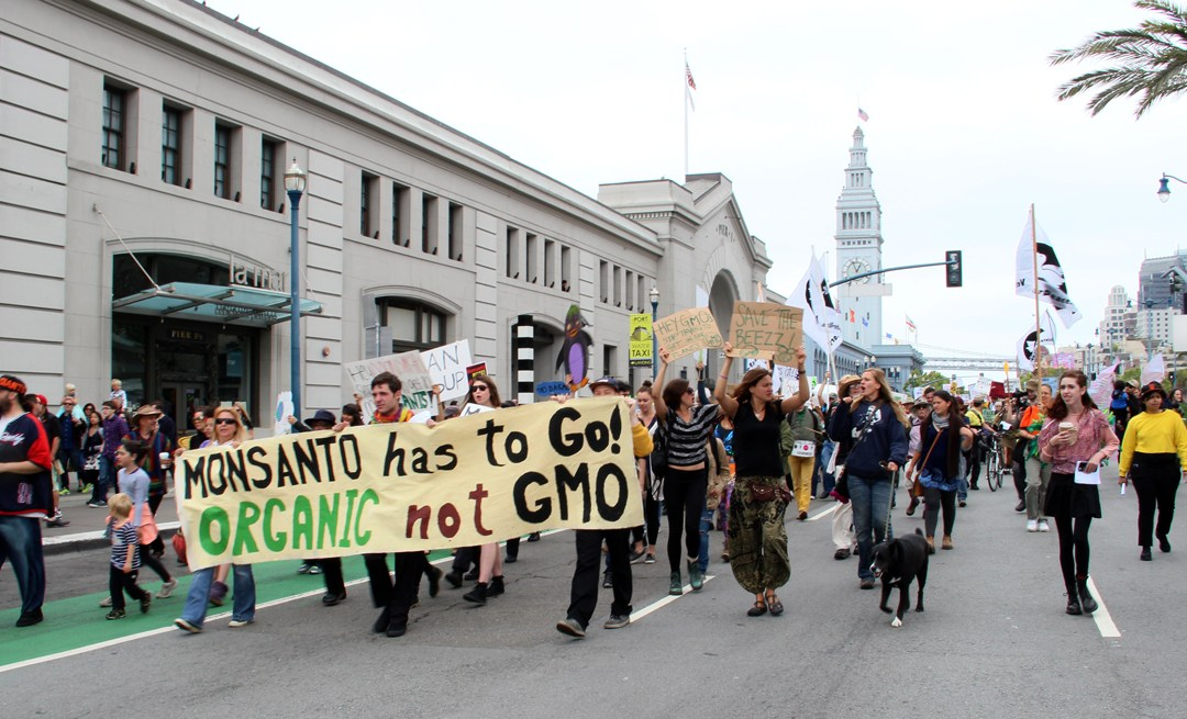 March Against Monsanto – San Francisco