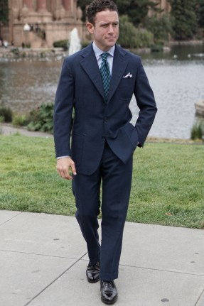 bespoke suit example