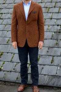 Building a Wardrobe: The Brown Blazer | The Styleforum Journal