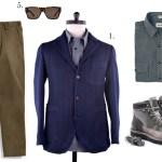 Sunday Styles: Sashiko Jacket