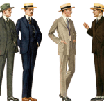 Suit Styles: American, English, Continental