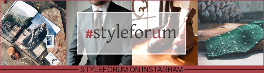 pittilogues pitti uomo 91 styleforum instagram