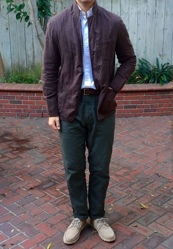 cotton dockers styleforum member focus