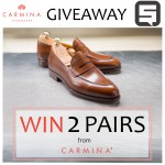 Styleforum x Carmina Shoes GIVEAWAY [CLOSED]