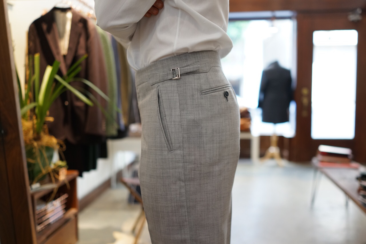 bespoke trousers tailor's keep buying bespoke trousers how to buy bespoke trousers why buy bespoke trousers styleforum
