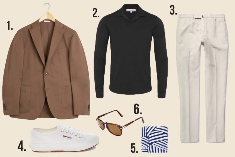 suit with sneakers sneakers with sport coat sport coat with sneakers sneakers with suit styleforum