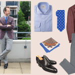 Style Inspiration from Diplomatic Ties