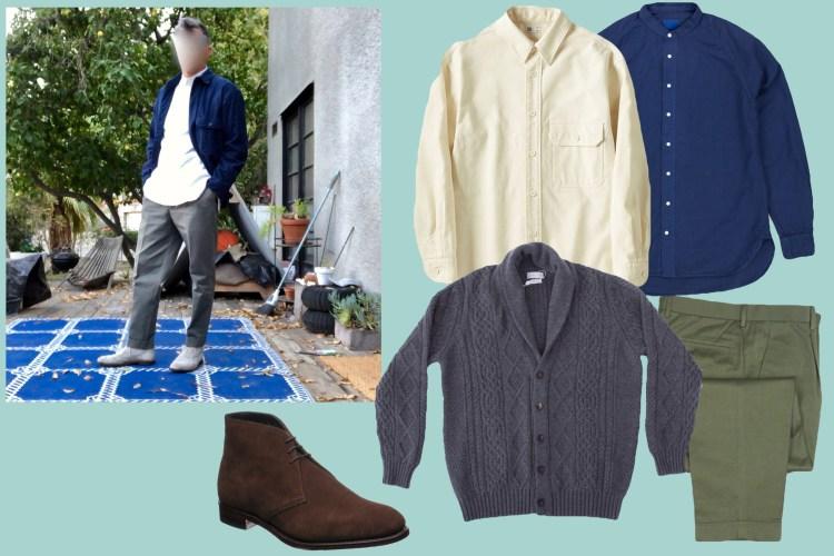baron elevated basics tailored contemporary casual styleforum