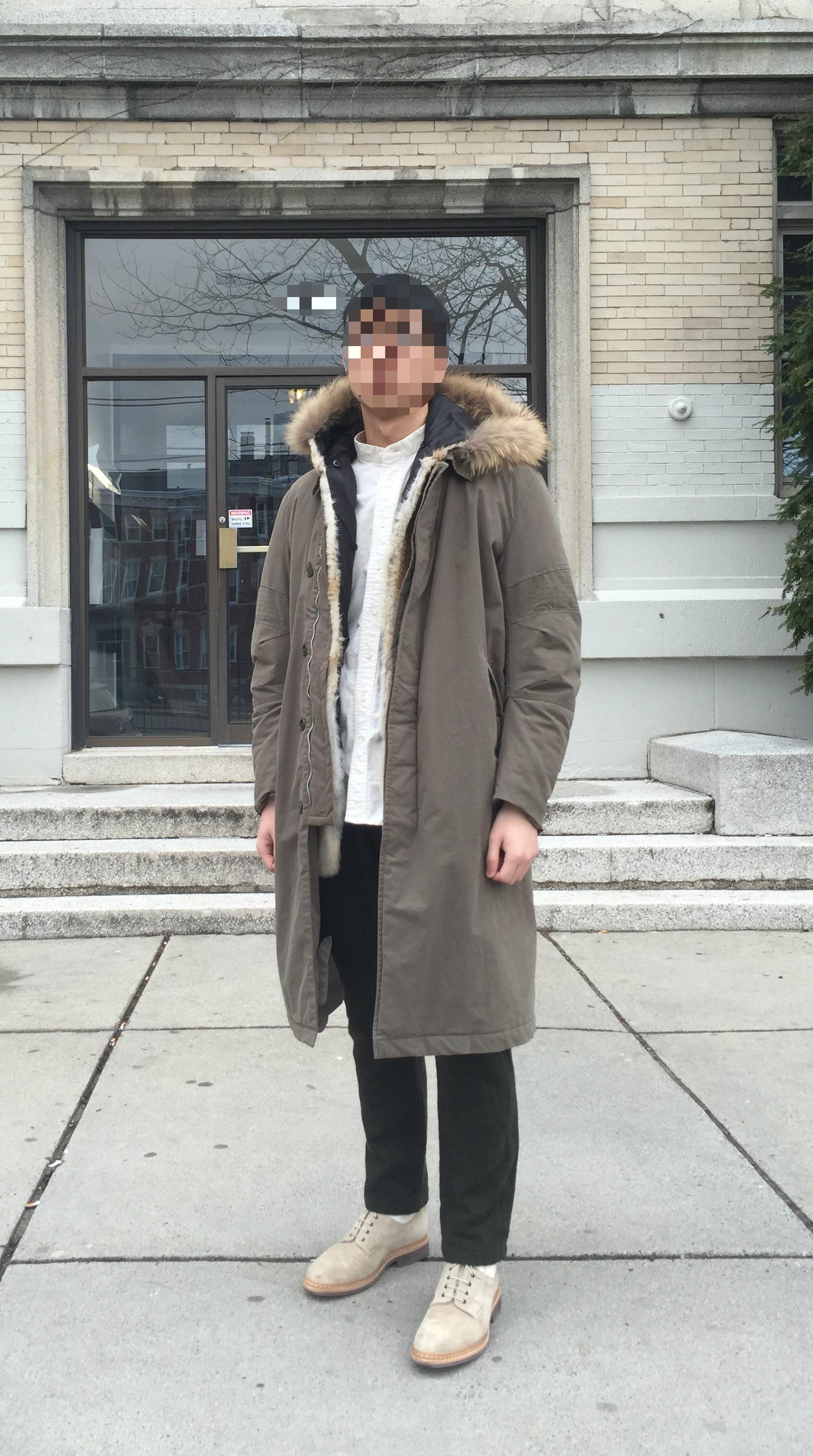styleforum baltimoron member focus