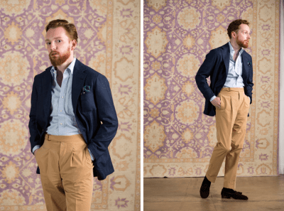 the armoury menswear outfit date night valentine's day