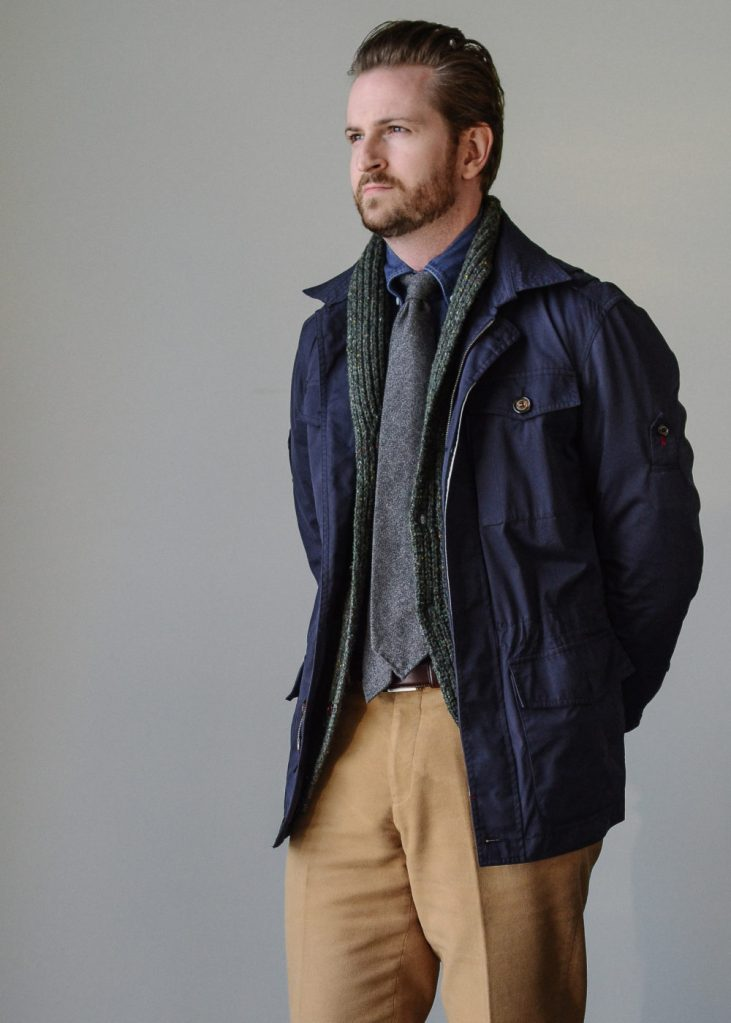 Casual meets Classic Incorporating Casual Outwear