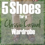 5 Pairs of Shoes You Should Buy for a Classic Casual Wardrobe