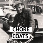 Chore Coat: the one jacket you'll be bringing into summer