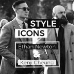 Style Icons: Bryceland's Ethan Newton and Kenji Cheung