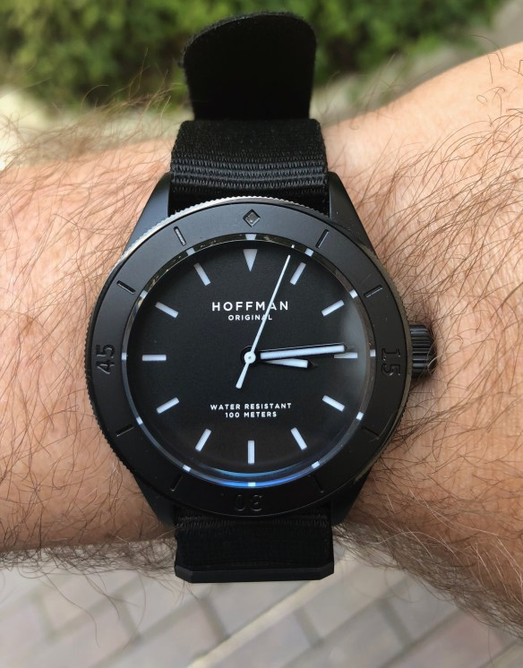 hoffman watches affordable sports watches