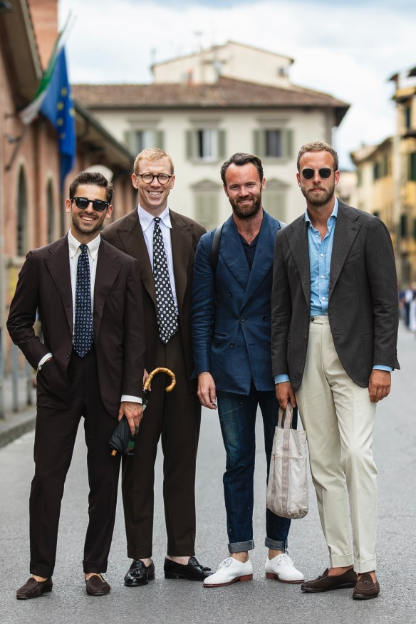 pitti uomo 94 streetstyle suit best outfit men look