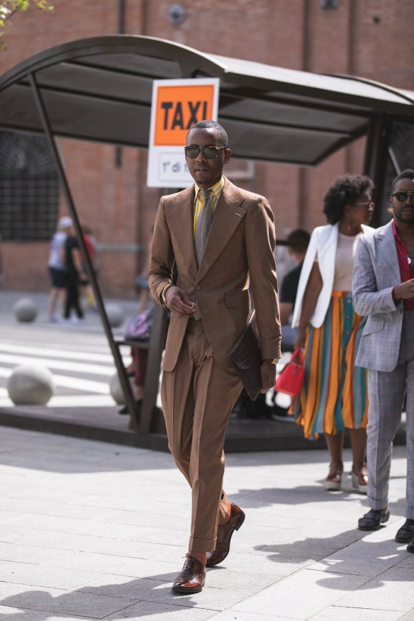 pitti uomo 94 streetstyle suit best outfit men photo