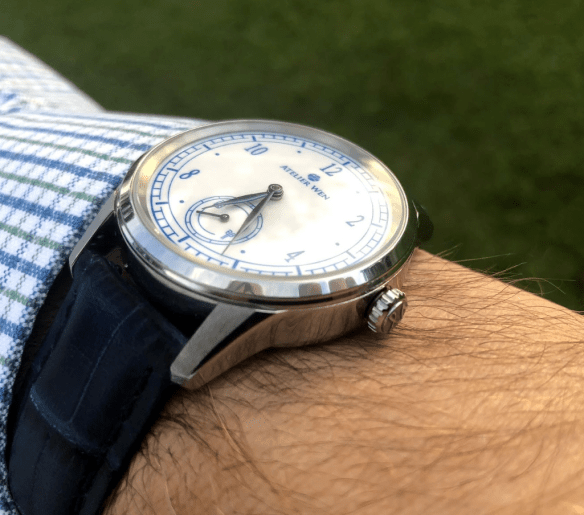 atelier wen review ceramic watch
