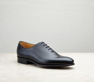 Wholecut shoe - Edward Green