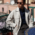 The Safari Jacket as Modern Tailoring