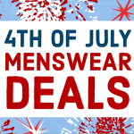4th of July 2020 Menswear Sales