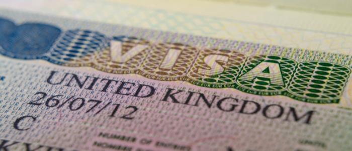Types of visa.
