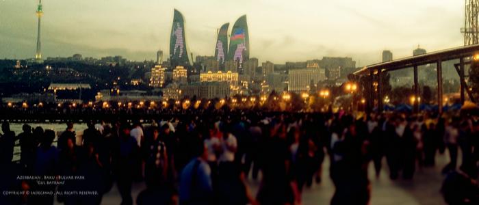 Visit Azerbaijan to Traverse Baku
