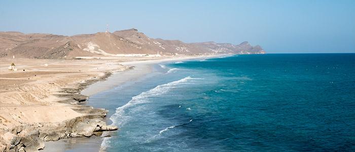 Salalah, Oman.
