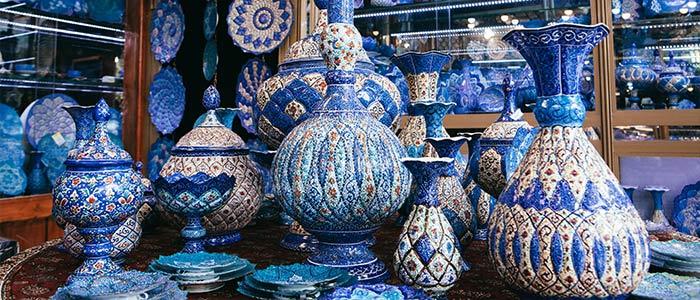 Quick Getaway from UAE (Dubai) - Isfahan, Iran.