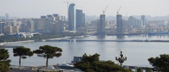 Baku Sea Boulevard