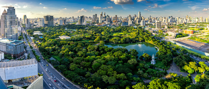Bangkok World's Best Tourist Destination