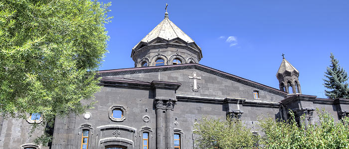 Armenia's Second Largest City: Gyumri