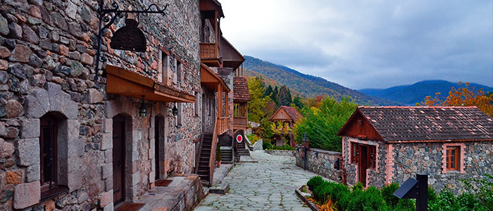 things to do in Armenia for admirers of natural landscapes