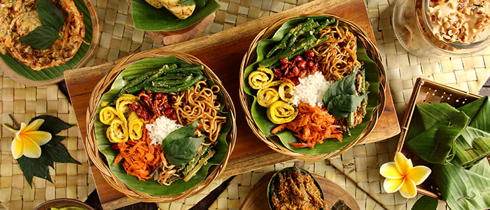 Lip-smacking Balinese Cuisine