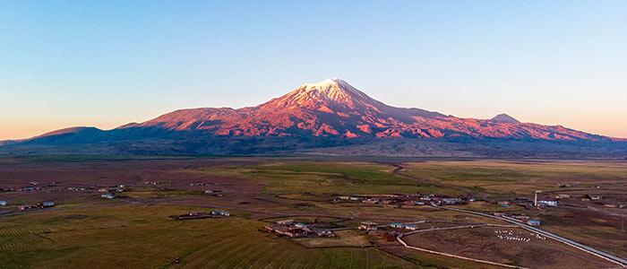 Mount Ararat-Witnessing the cultural landmarks of Armenian history