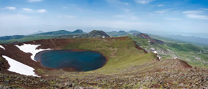 Azhdahak-Third Highest Mountain in Armenia