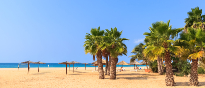 Reasons to visit Cape Verde: for its beautiful beach
