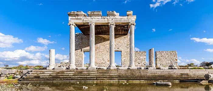 greek mythology history