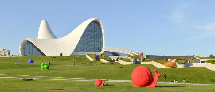 heyder aliyev centre