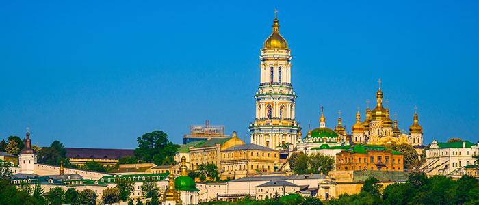 the Captivating Kiev Pechersk Lavra