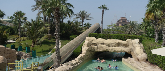Top Things To Do In Dubai With Family - Atlantic Aquaventure Park