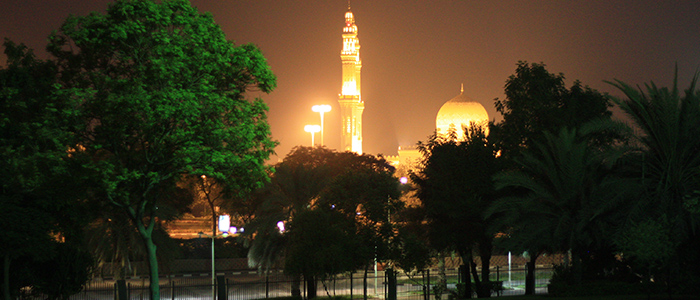 places to visit in Dubai on budget - Park in Dubai