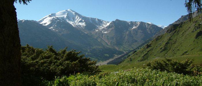 Almaty things to do - Almaty Mountains