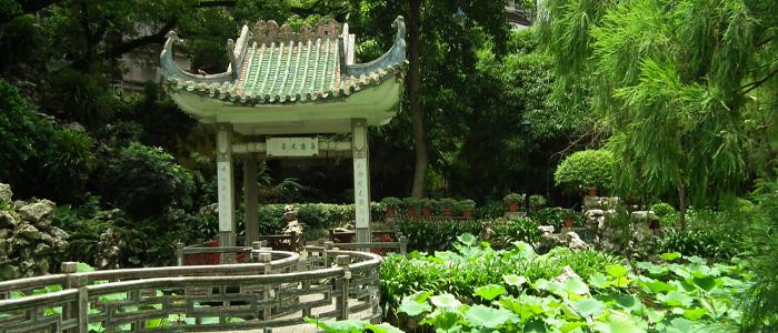 Lou Lim Ioec garden