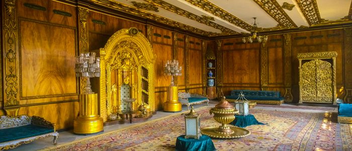Visiting Manial Palace for Historic Palace Experience